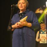 Atsiimdama prizą Probacijos tarnybos specialistė J. Laukytė linkėjo visiems niekada pas ją nepakliūti