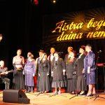 """Renginys pradėtas folklorinio ansamblio """"Runga"""" dainomis"""