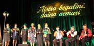 """Kietaviškių kaimo kapela """"Volungė"""" puikiai atlieka ne tik liaudiškas dainas, bet ir romansus"""