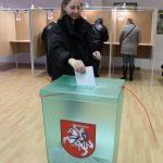 Goda Laimutytė balsavo pirmą kartą. Rinkosi tuos, kuriuos pažįsta ir žino jų veiklą