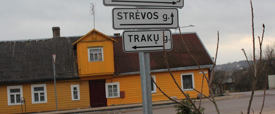 Semeliškių miestelio ir jo apylinkių vietovardžių iškalbingumas