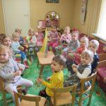 Ikimokyklinukai pasiruošę švęsti