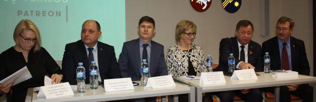 Kandidatai į Elektrėnų savivaldybės merus: J. Balčiūnaitė, R. Ivaškevičius, R. Kartenis, S. Lengvinienė, K. Vaitukaitis ir A. Vyšniauskas