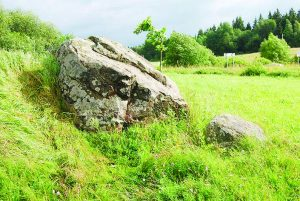 Jagėlonių akmuo