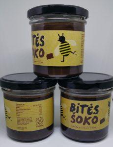 Medaus šokoladas – visiška naujovė Lietuvos rinkoje. Nuotr. Iš asmeninio archyvo.