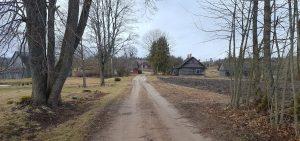 Žvilgsnis į Budilių kaimą