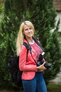 Pomėgis  fotografuoti  Evelinai Morkūnienei tapo darbu, apie kokį ji svajojo nuo paauglystės