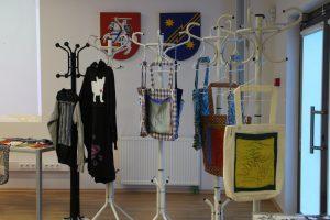 Atnaujintų tekstilės gaminių parodėlė