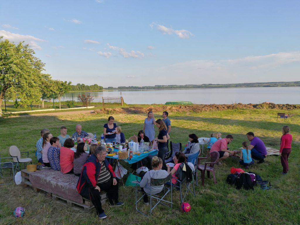 Vieviškiai siekia išsaugoti ežero pakrantes visuomenės reikmėms