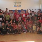 Sporto šventės dalyviai