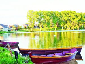Vievio ežeras