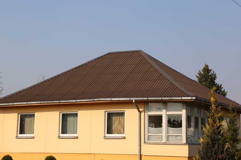 Paraiškos dėl asbestinių stogų keitimo – ir elektroniniu būdu