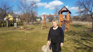 Semeliškių gimnazijos mokytoja Meilutė Rašimienė