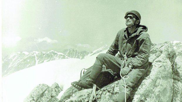 Valentinas Bitinas Gumanči viršūnėje