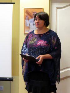 Semeliškių gimnazijos tikybos mokytoja Nijolė Ustilienė