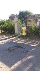 Sodų bendrijų kelius sodininkai remontuoja savo lėšomis