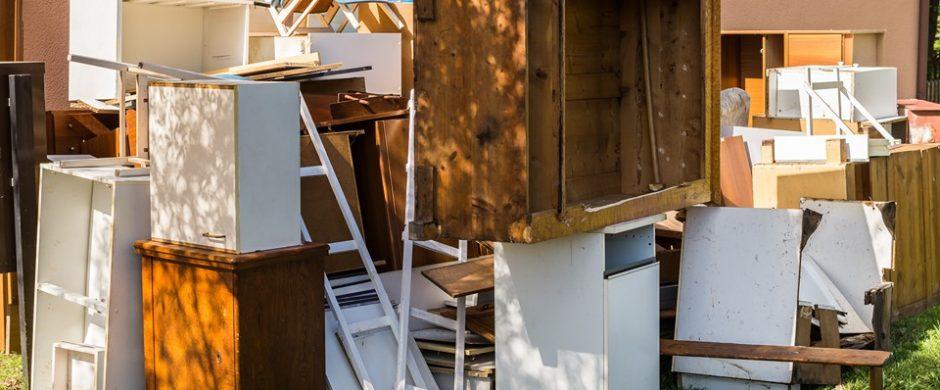 Proveržis atliekų tvarkyme – Vilniaus regiono didelių gabaritų atliekų surinkimo aikštelėse surenkamų atliekų kiekis auga itin sparčiai