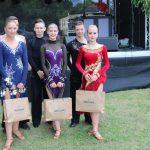 Astros ir Remigijaus Suslavičių pramoginių šokių jaunimo grupė iš Elektrėnų