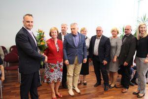 Savivaldybės seniūnai turi naują vadovą - administracijos direktorių Gediminą Ratkevičių