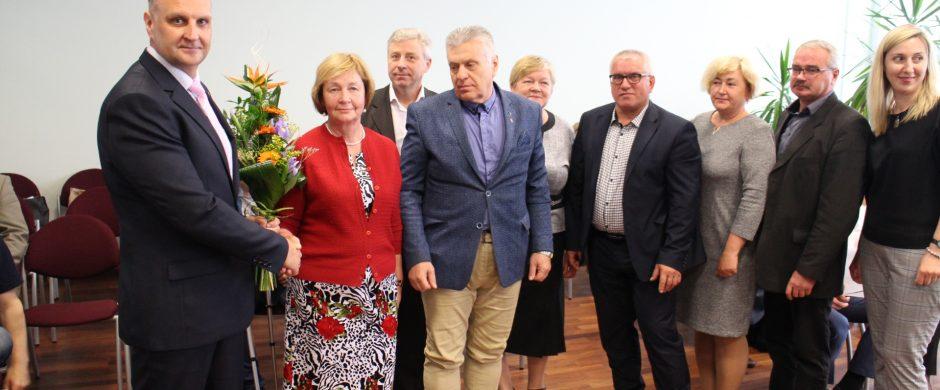 Naujasis administracijos direktorius Gediminas Ratkevičius: atsiprašau už mano klaidas ir atleidžiu savo kaltininkams