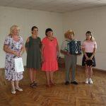 Semeliškių bendruomenė prisistatė dainomis