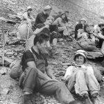 Jefrosinija ir Romualdas Kaukazo kalnuose, 1961 m.