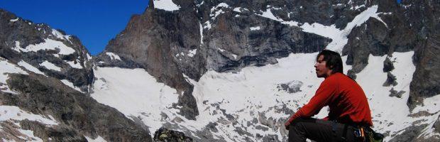 Kopimas į Ecrinių Alpes