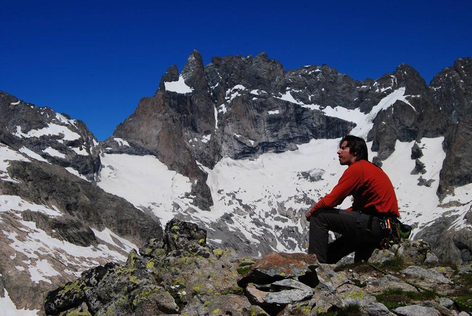 2016 metų geriausias alpinistas Juras Jorudas: be kalnų mano gyvenimas būtų nuobodus