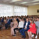Brandos atestatų įteikimo šventė Vievio gimnazijoje