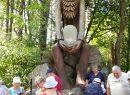 Česnulių sodybos skulptūrų parke