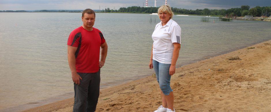 Nelaimė paplūdimyje išryškino problemas