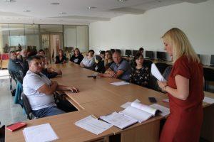 Visuotiniame VVG ataskaitiniame rinkiminiame susirinkime pirmininke antrai kadencijai perrinkta Lina Bernatavičienė