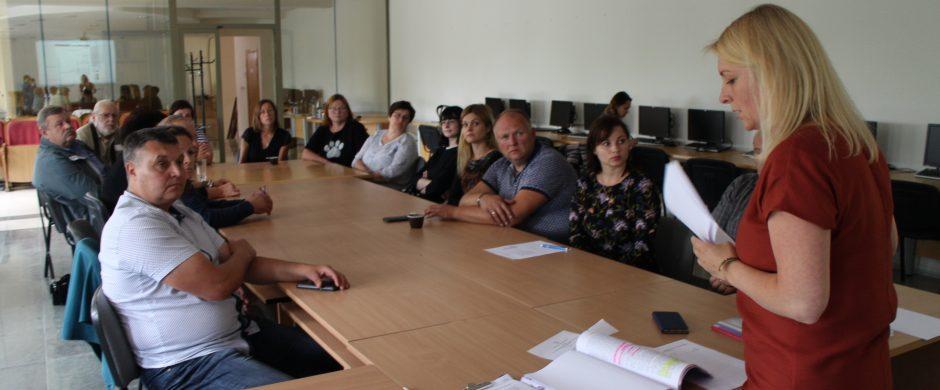 Kaimą prie miesto artina vietos veiklos grupės. Pokalbis su Elektrėnų savivaldybės vietos veiklos grupės pirmininke Lina Bernatavičiene
