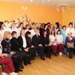 Bendra nuotrauka su Abromiškių reabilitacijos ligoninės Vaikų skyriaus darbuotojais...