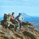 Kaukazo kalnuose su elektrėniškiu Kostu Januškaičiu ir bendrakeleive iš Kaišiadorių