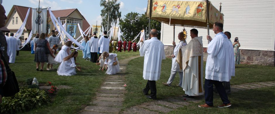 Šventas Rokas vis dar garsėja stebuklais
