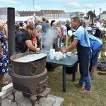 Žuvienės virimo čempionatas kasmet sulaukia didelio srauto lankytojų