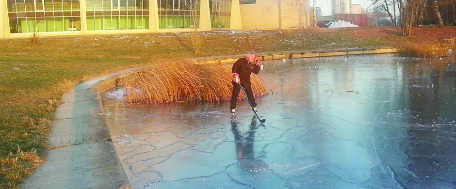 Vokietis Bernd Haake ir toliau planuoja padėti kelti Lietuvos ledo ritulio lygį