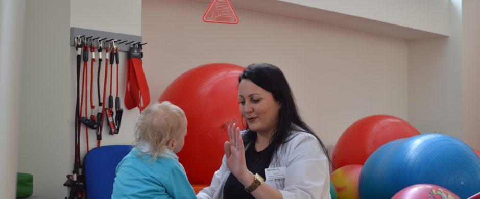 VšĮ Abromiškių reabilitacijos ligoninė tobulina teikiamas paslaugas mažiems pacientams, vykdant Europos kaimynystės priemonės projektą