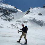 Aklimatizacija Bezengi rajone prieš kopimą į Elbrusą (Kaukazas, 2012-07-20)