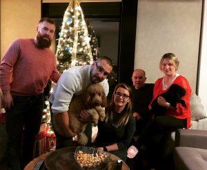 P. Rulevičius su šeima