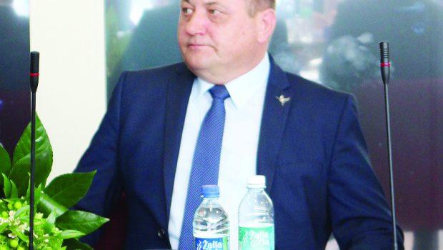 Vicemeras Raimondas Ivaškevičius