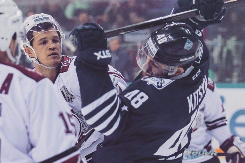 KHL žaidžiantis Nerijus Ališauskas:  į Lietuvą grįžti visada gera