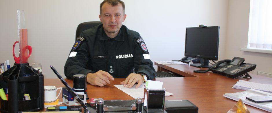 Komisaras Almantas Lukša: prekybos narkotikais mastus parodo policijos darbas