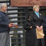 Gražiausios Vievio miesto sodybos savininkai – Zina ir Genadijus Materevai