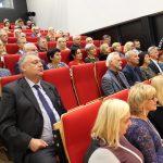 Gausus Elektrėnų profesinio mokymo centro pedagogų kolektyvas profesinės šventės dieną turėjo galimybę klausytis ir tobulėti