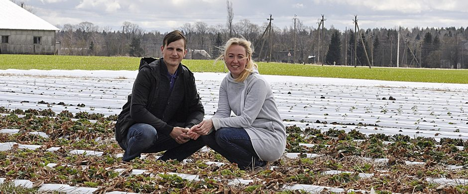 Smulkiesiems ūkiams į priekį eiti padeda parama