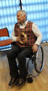 Zigmantas Jančauskis: vykdant projektus manęs niekas niekada nėra paklausęs, ką būtų galima padaryti dėl neįgaliųjų