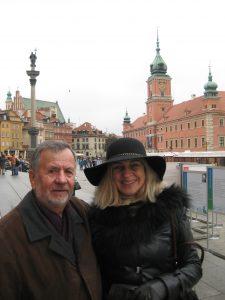 Su vyru, kino operatoriumi ir režisieriumi Aloyzu Jančoru