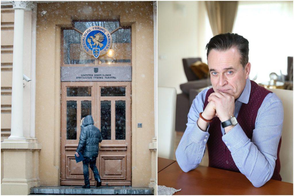 Interviu su Dainoru Bradausku: slaptosios pažymos sutrypia ir nekaltus